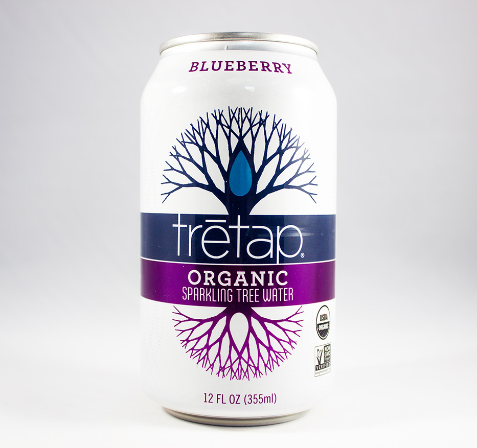 Tretap Blueberry - Delicious Organic Tree Water Flavors Made in Vermont