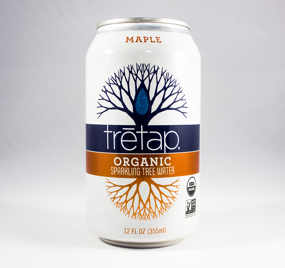 Tretap Maple - Delicious Organic Tree Water Flavors Made in Vermont