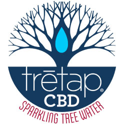 Tretap Logo - Organic Sparkling Tree Water Made in Vermont