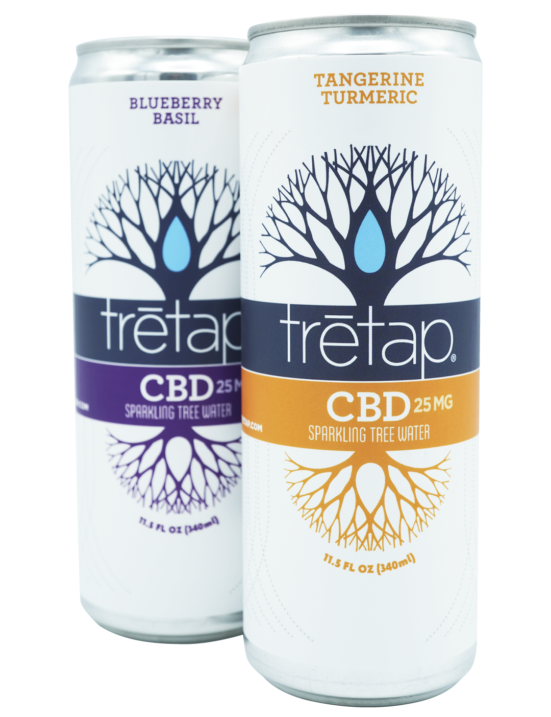 CBD infused, organic, sparkling tree water. A delicious low calorie, low sugar alternative to soda contains 25mg of CBD. CBD drink made in Vermont.
